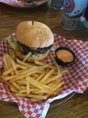 Rumbi Burger