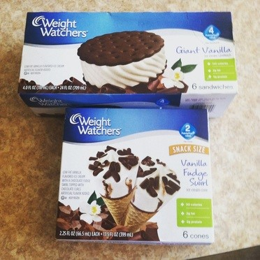 Weight Watchers Ice Cream