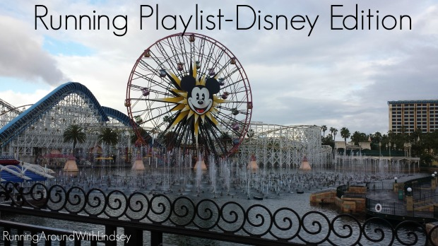 Running Playlist- Disney Edition